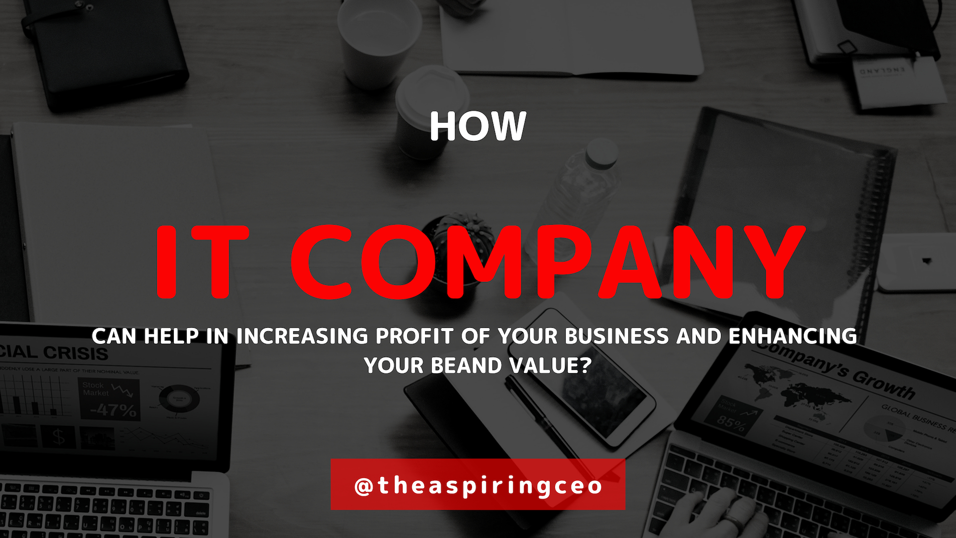 HOW IT COMPANY CAN HELP IN INCREASING PROFIT OF YOUR BUSINESS