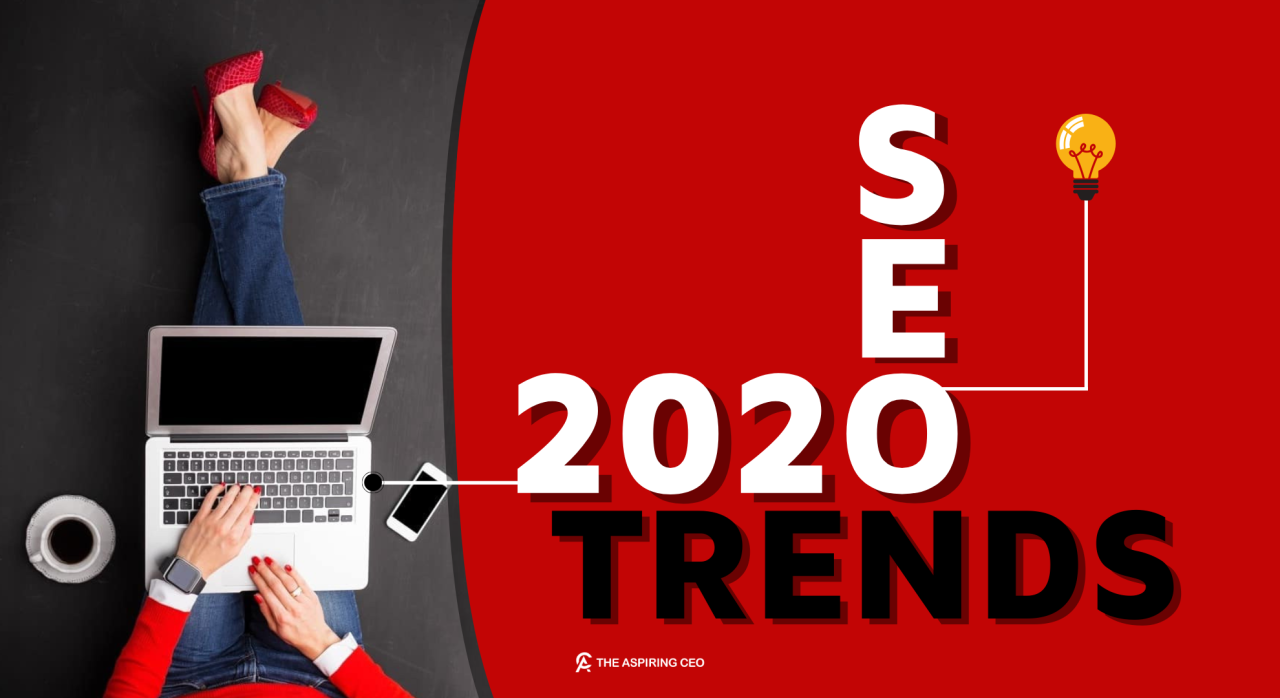 2020 SEO Trends That Will Impact Your Work